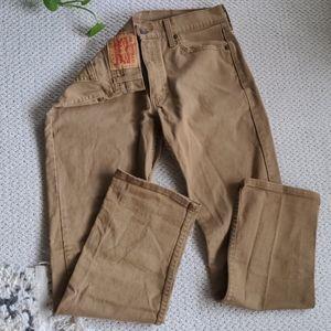 Levi's 513 Cargo Pants